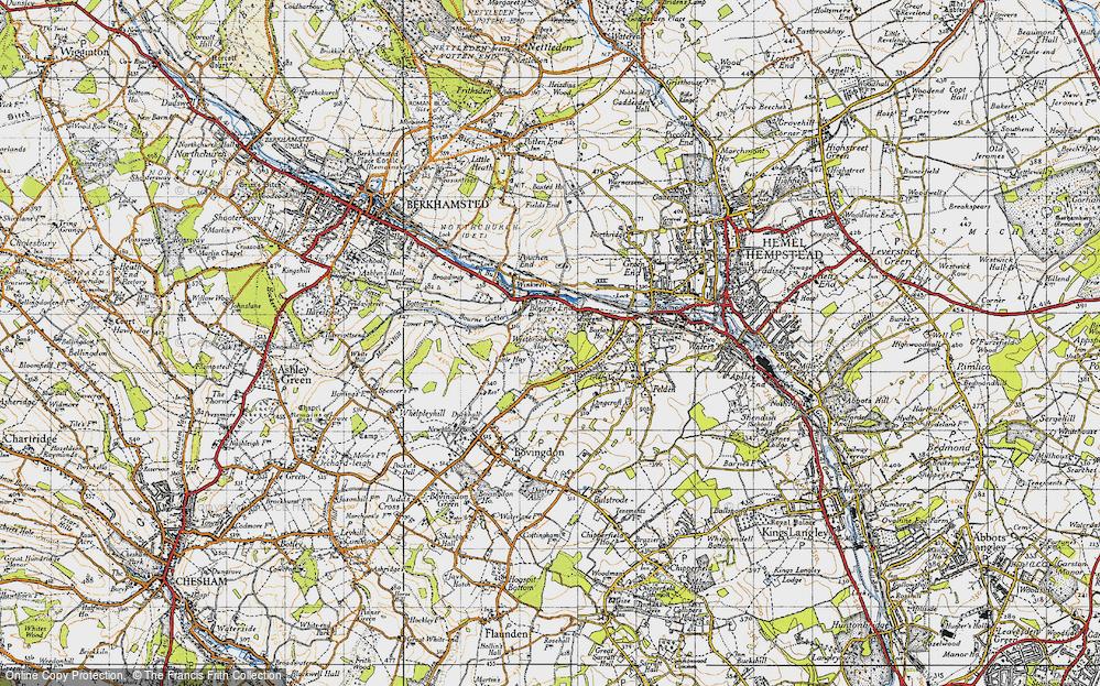 Westbrook Hay, 1946