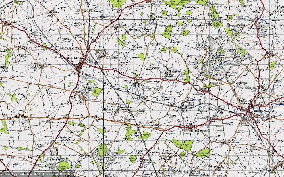 Westbury, 1946