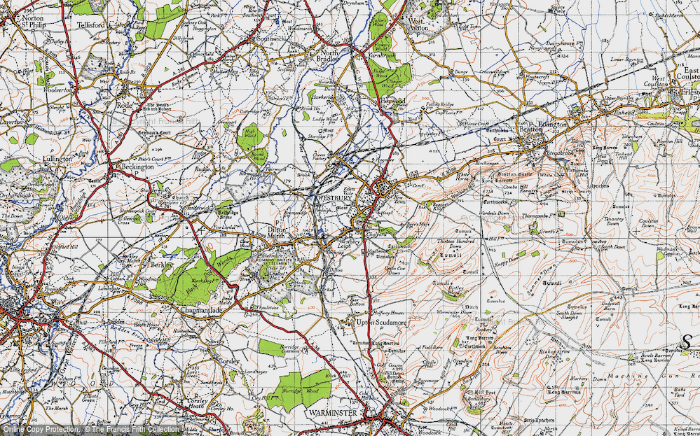 Westbury Leigh, 1946