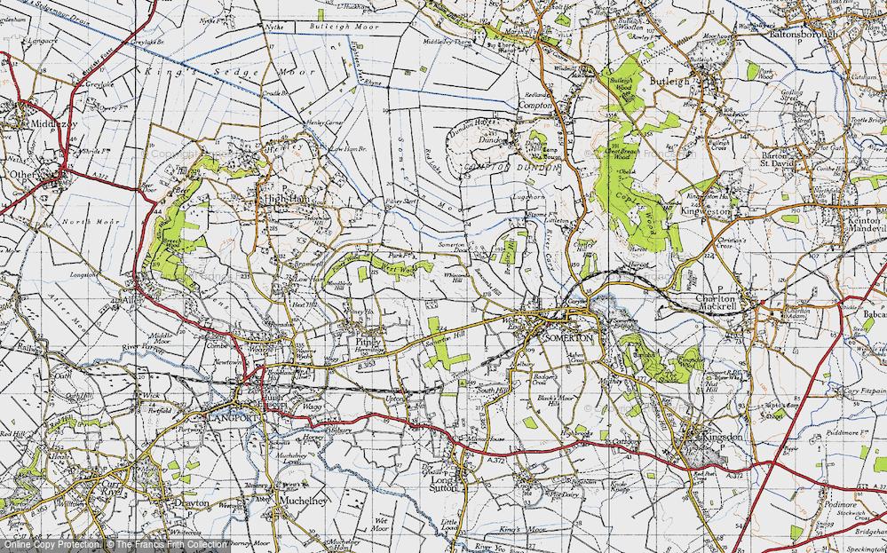 Westcombe, 1945