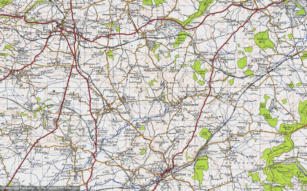 Westcombe, 1946