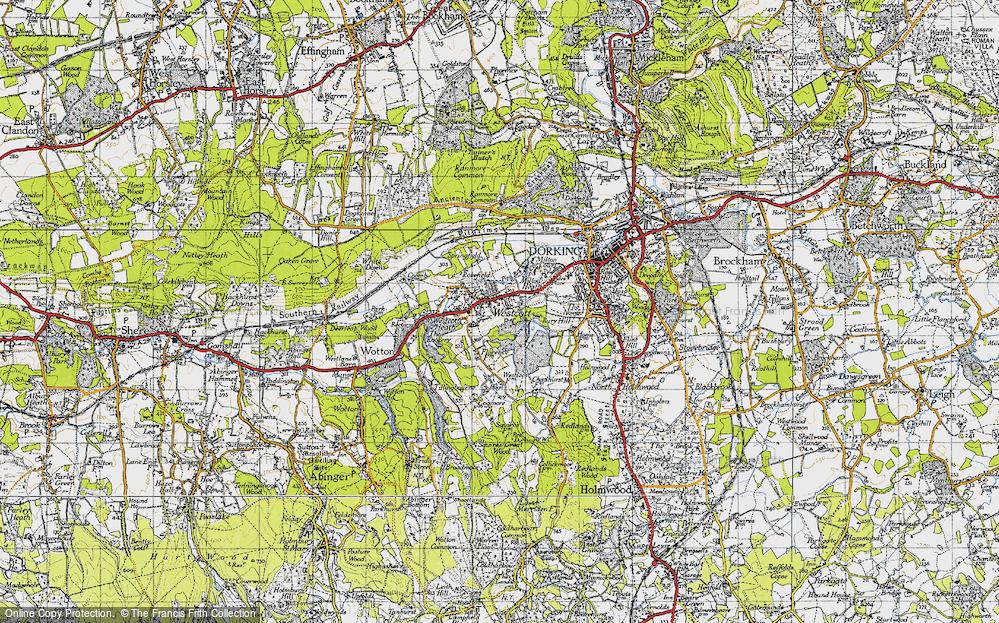 Westcott, 1940
