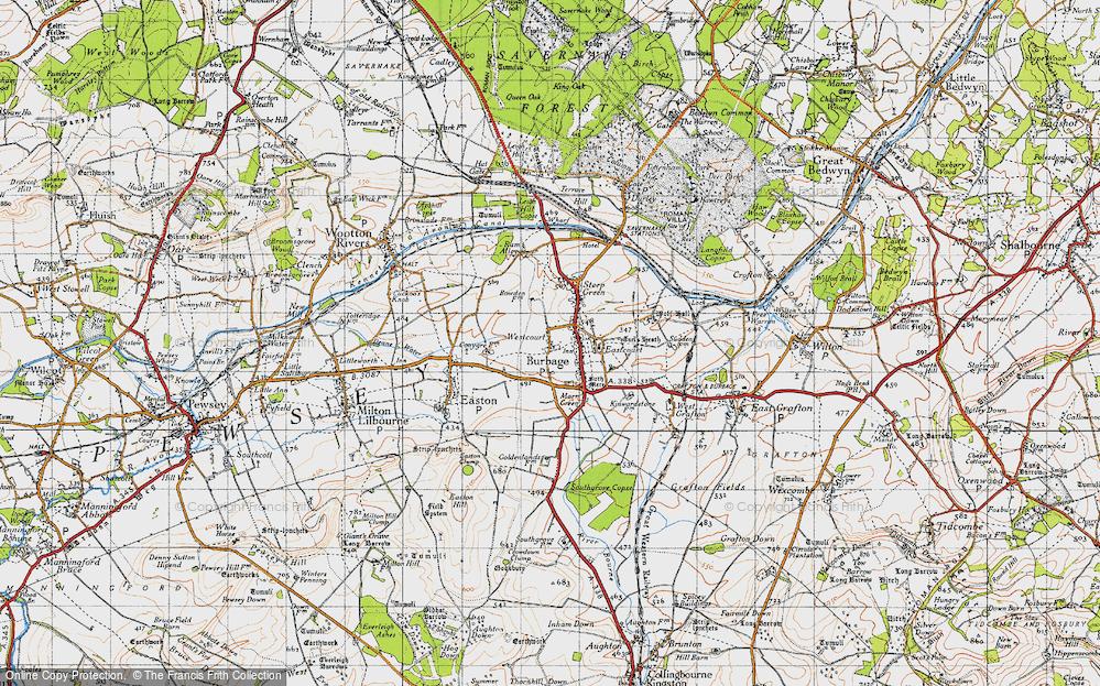 Westcourt, 1940