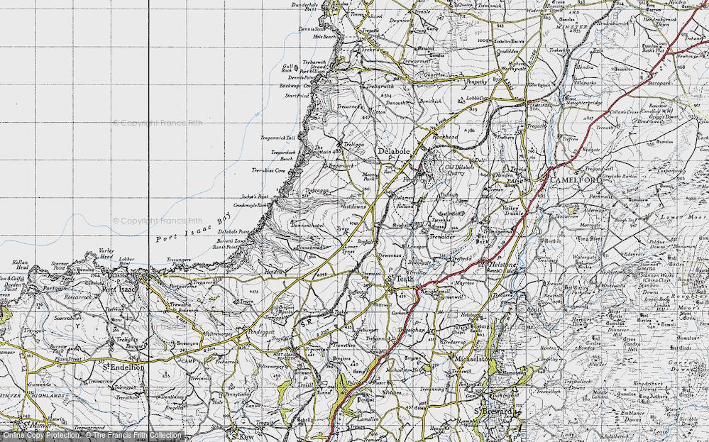 Westdowns, 1946