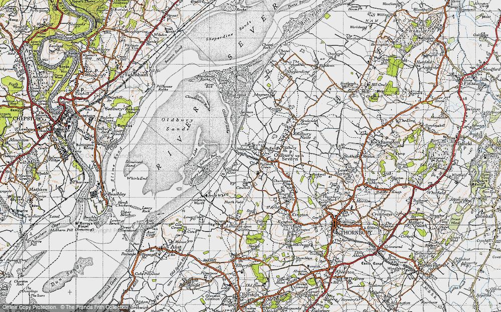 Westend, 1946