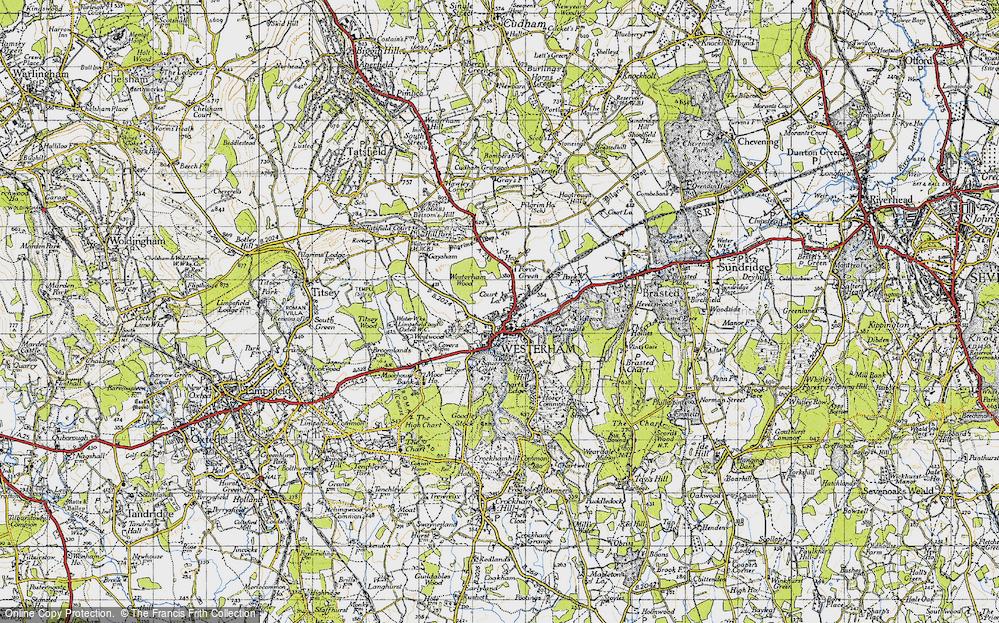 Westerham, 1946