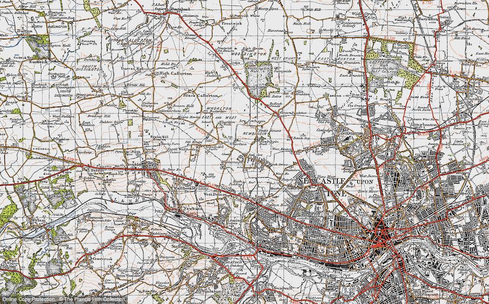 Westerhope, 1947