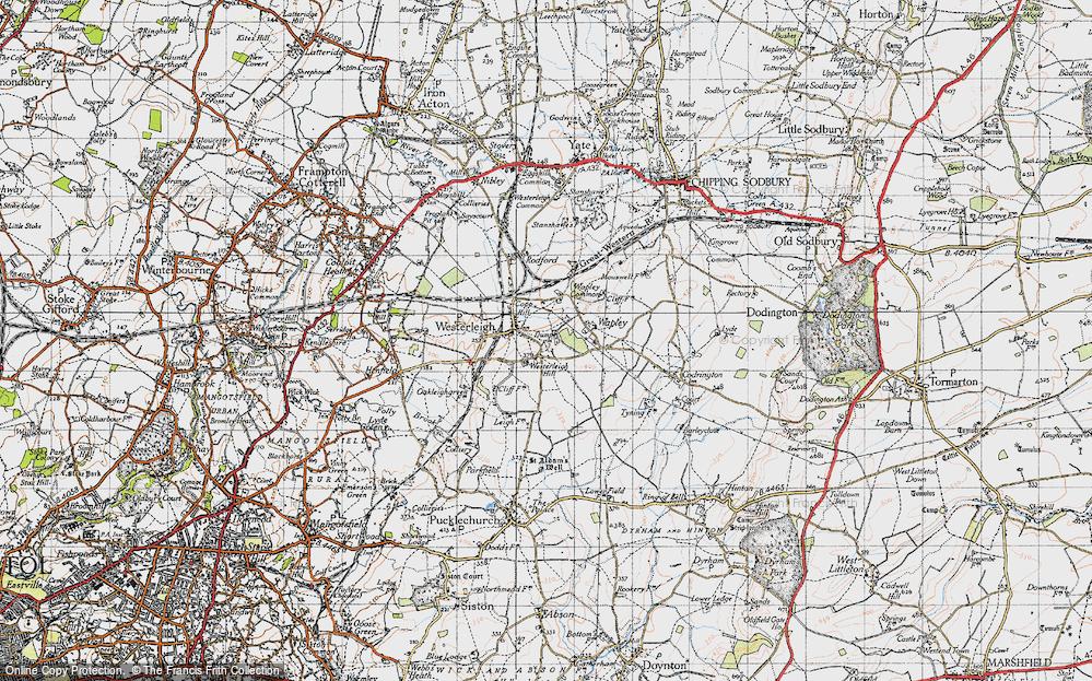 Westerleigh Hill, 1946