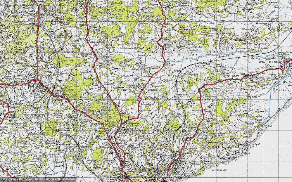 Westfield, 1940