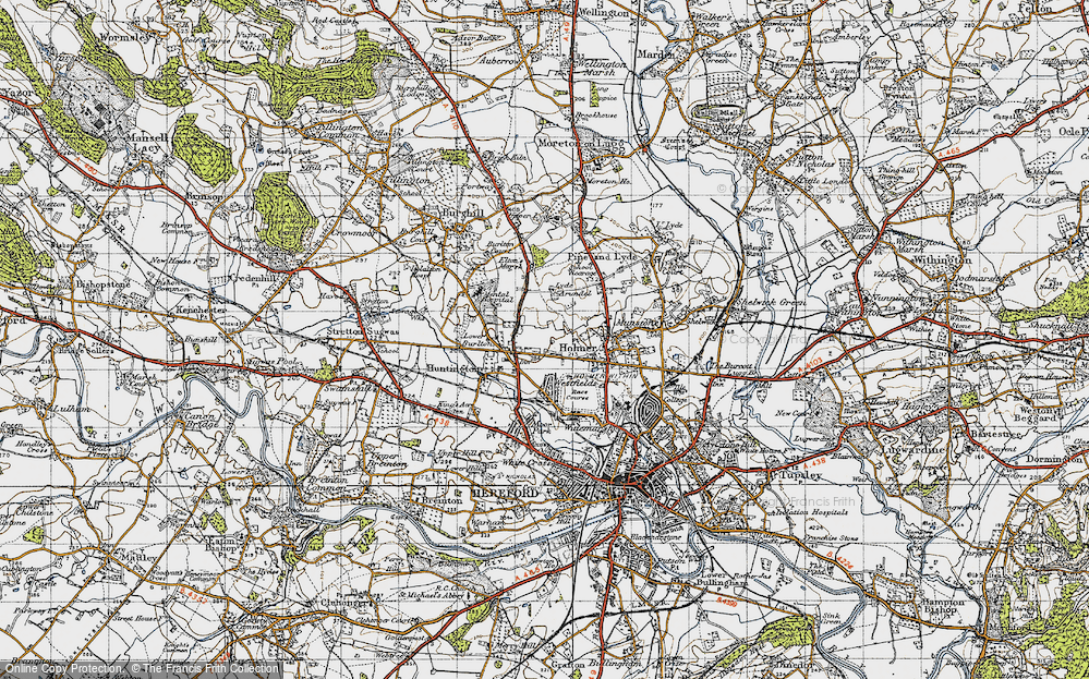Westfields, 1947