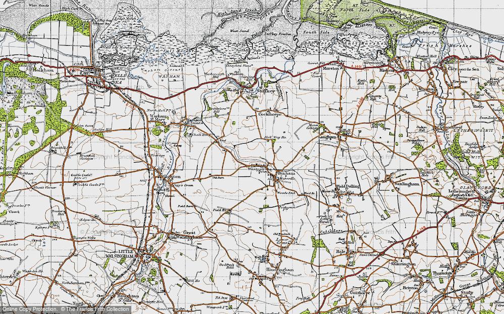 Westgate, 1946