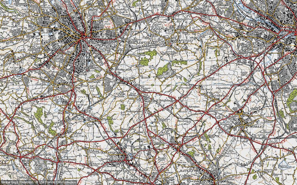 Westgate Hill, 1947