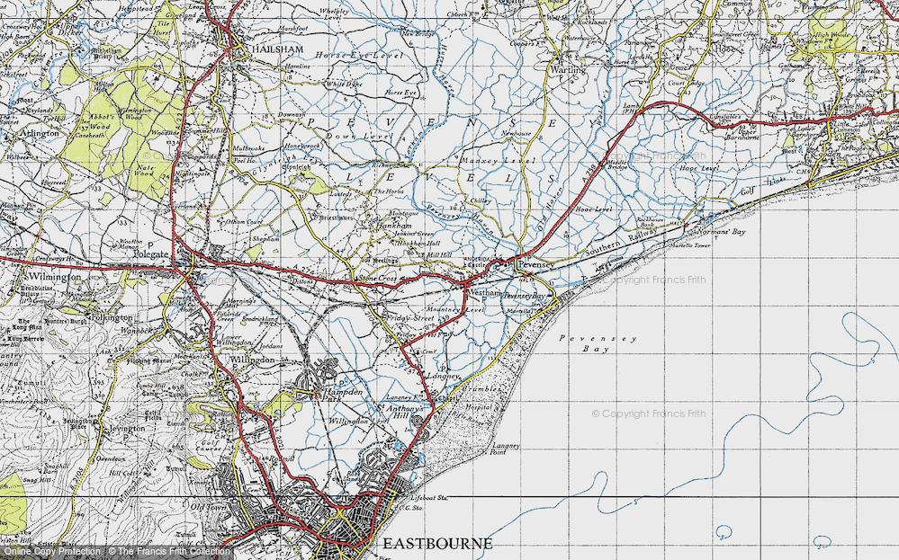 Westham, 1940