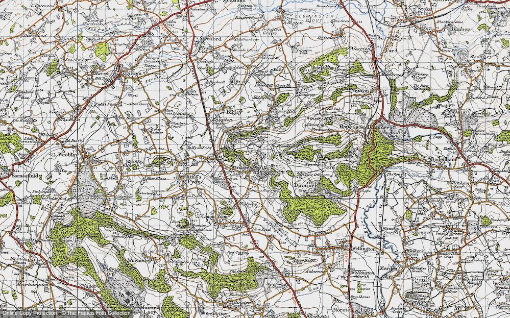 Westhope, 1947
