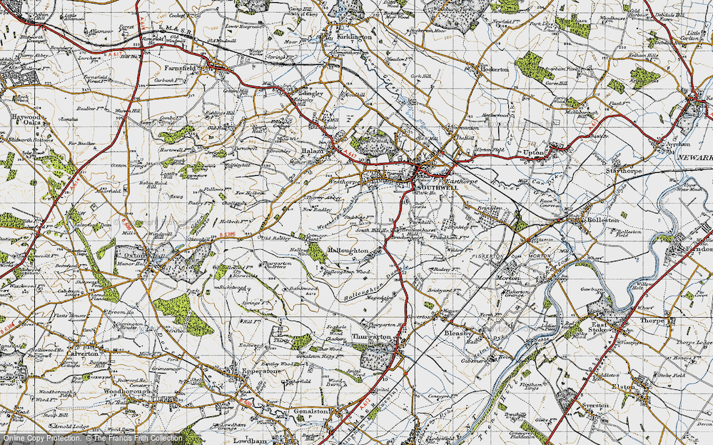 Westhorpe, 1946