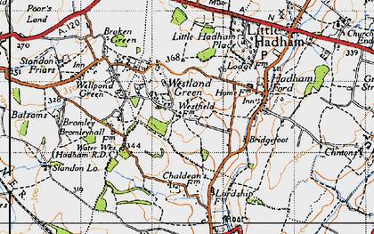 Westland Green photos, maps, books, memories - Francis Frith