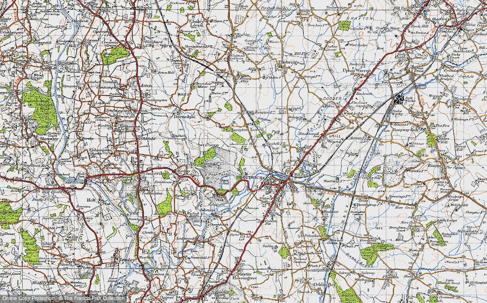 Westlands, 1947