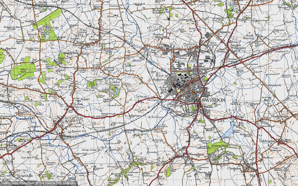 Westlea, 1947