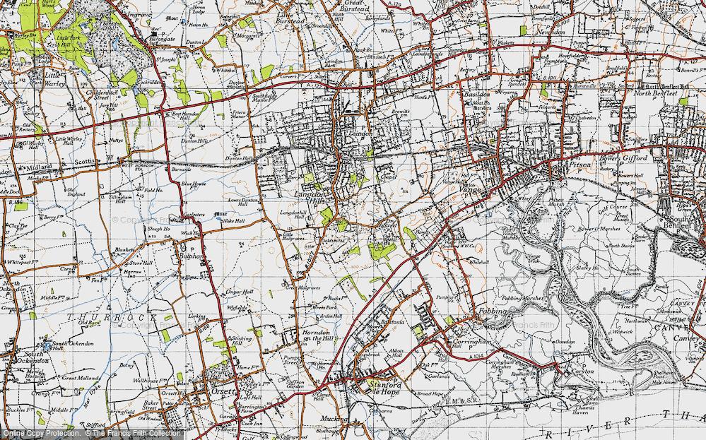 Westley Heights, 1946