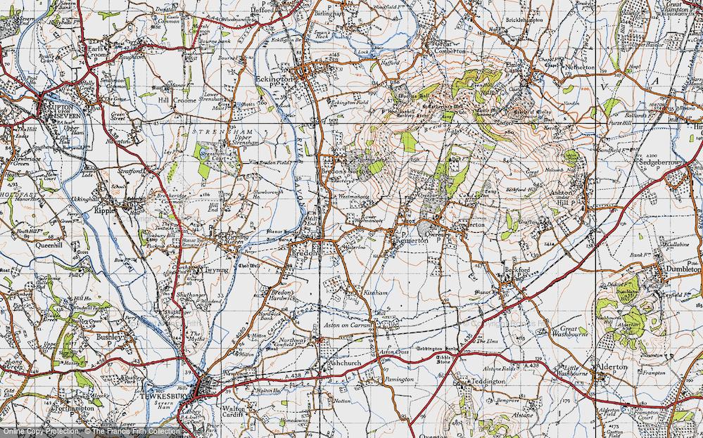 Westmancote, 1946