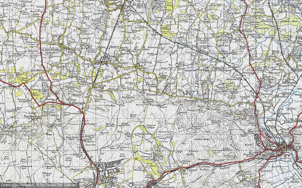 Westmeston, 1940