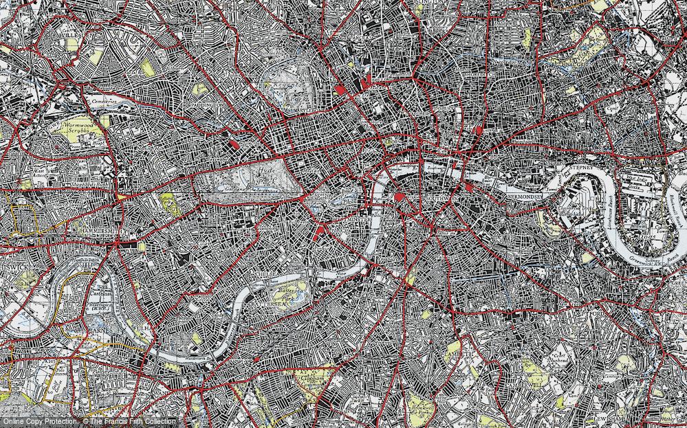 Westminster, 1945