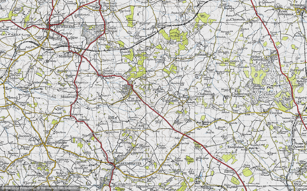 Weston, 1945