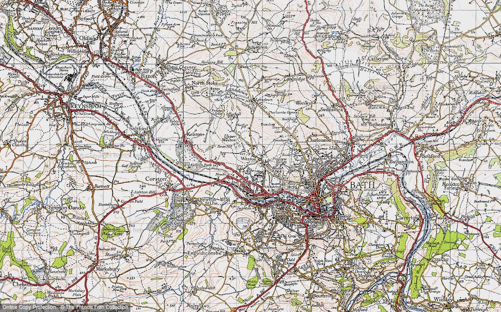 Weston, 1946