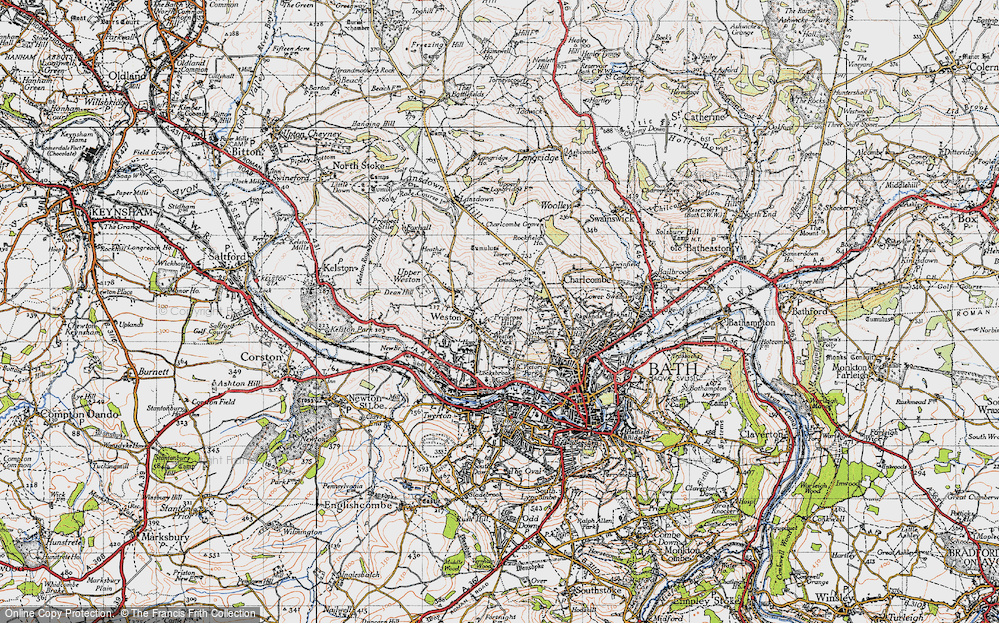 Weston Park, 1946