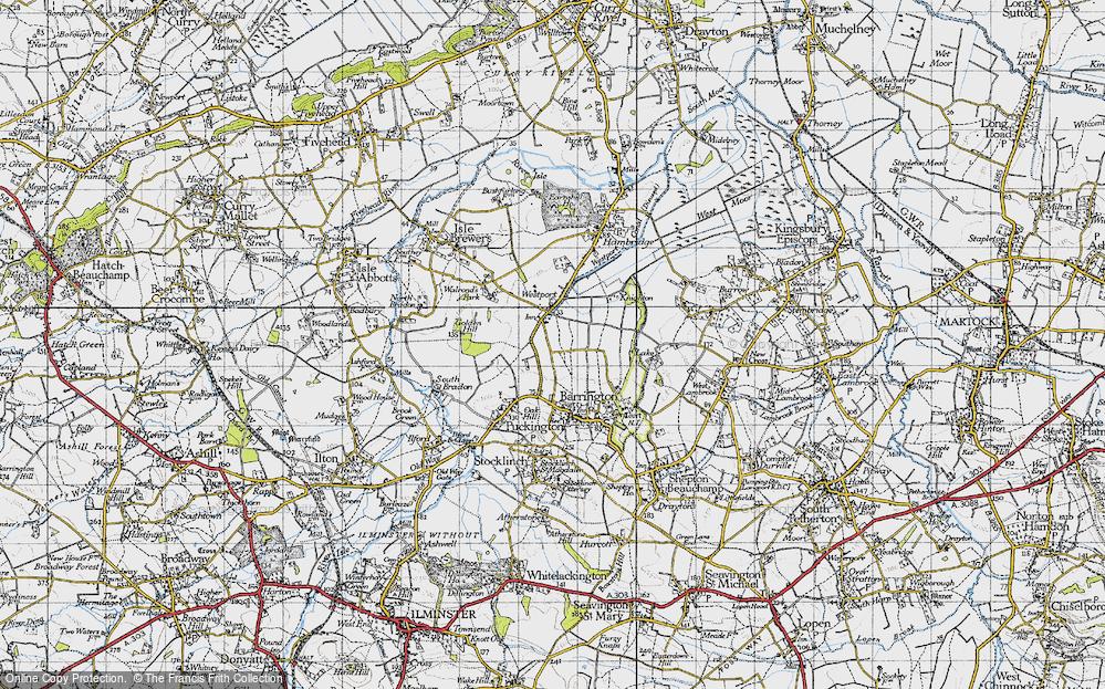 Westport, 1945