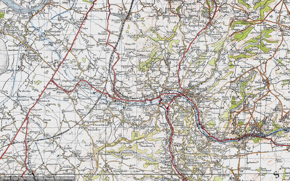 Westrip, 1946
