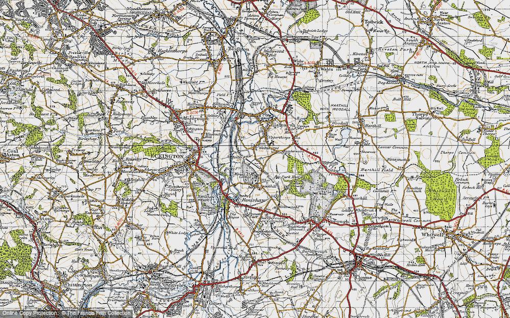 Westthorpe, 1947
