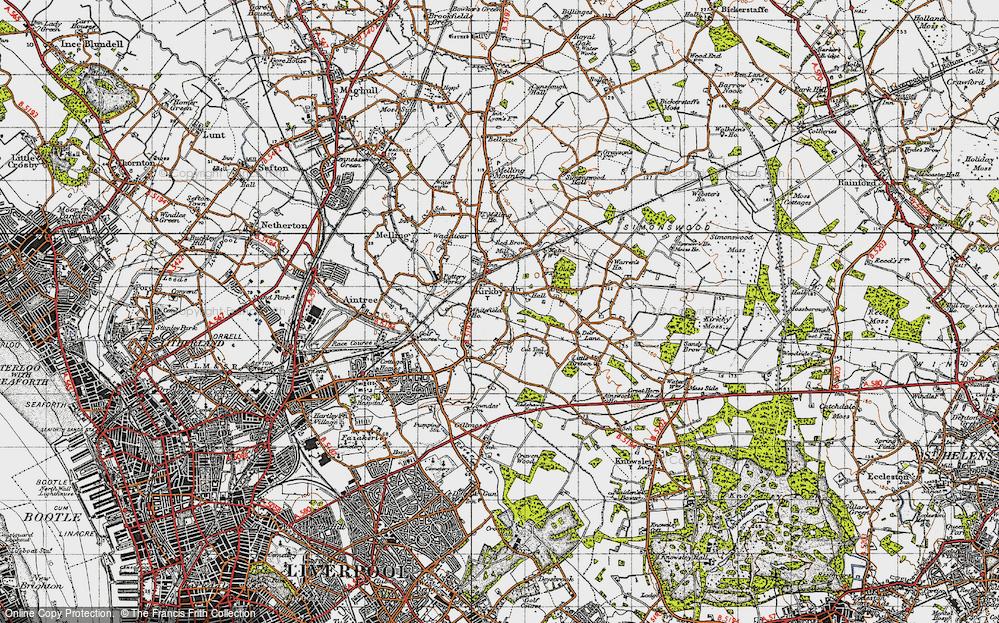 Westvale, 1947