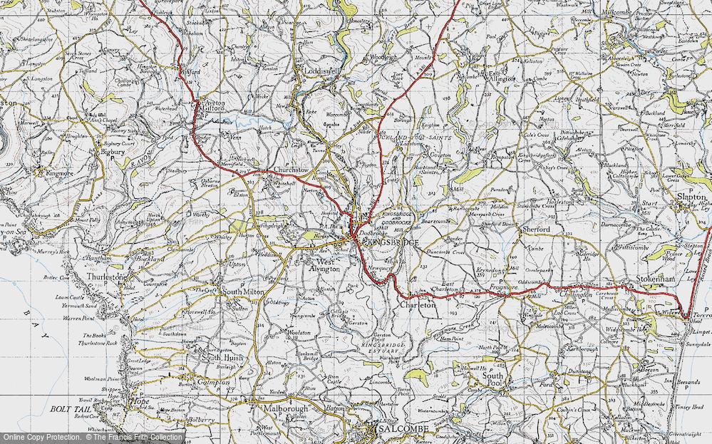Westville, 1946