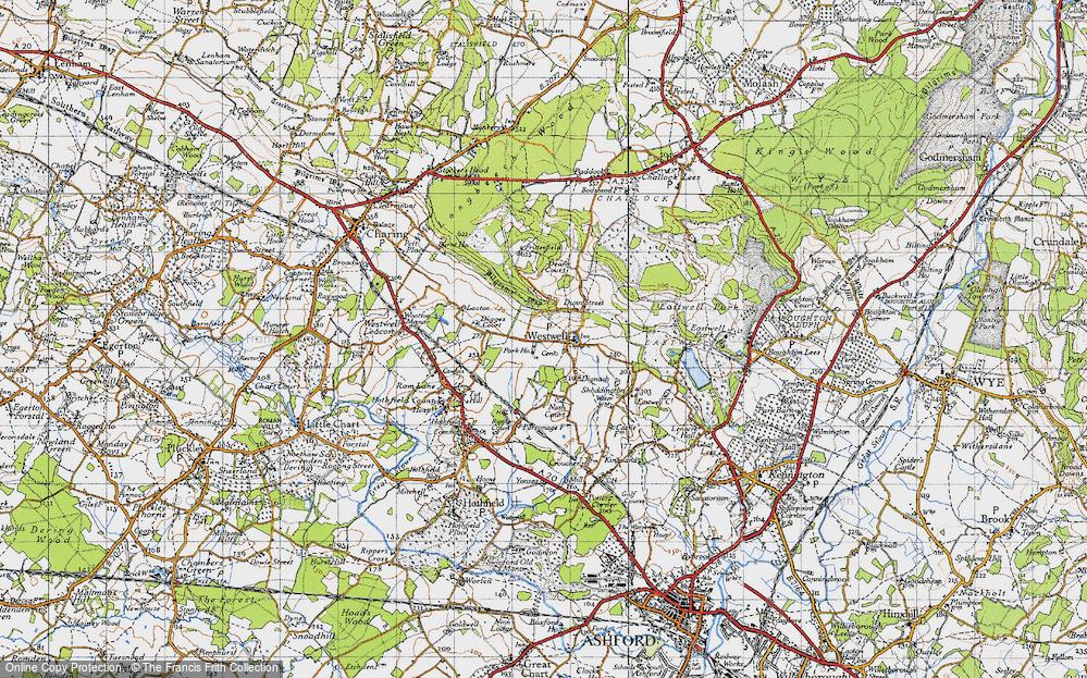 Westwell, 1940