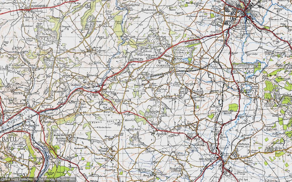 Westwells, 1946