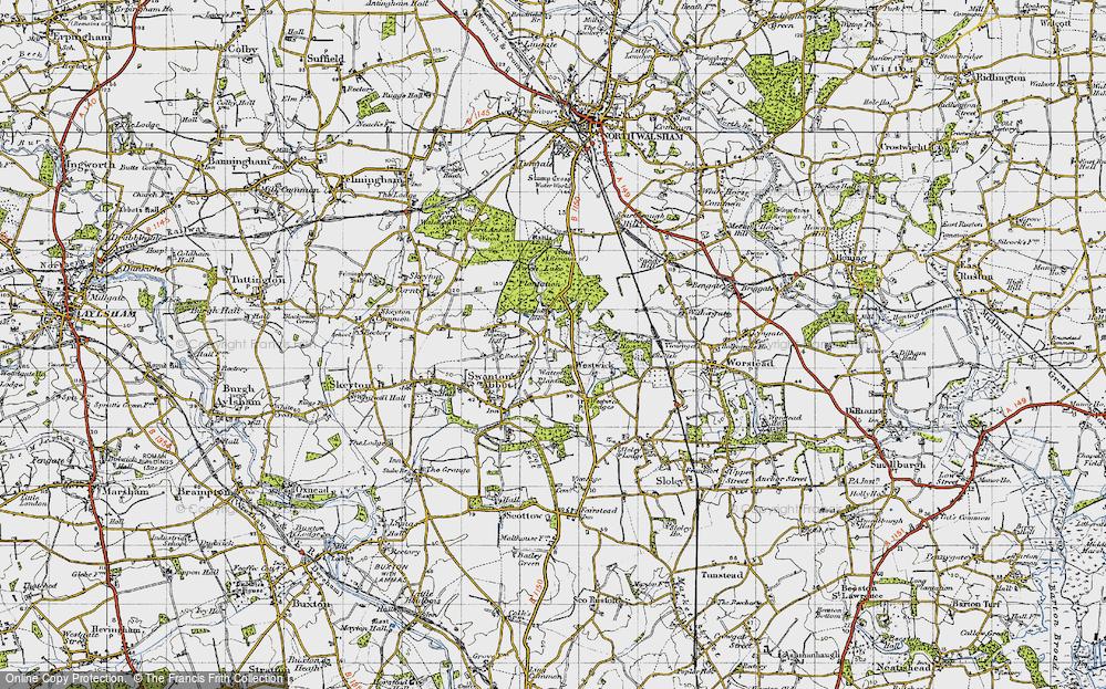 Westwick, 1945