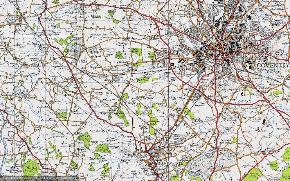 Westwood Heath, 1947
