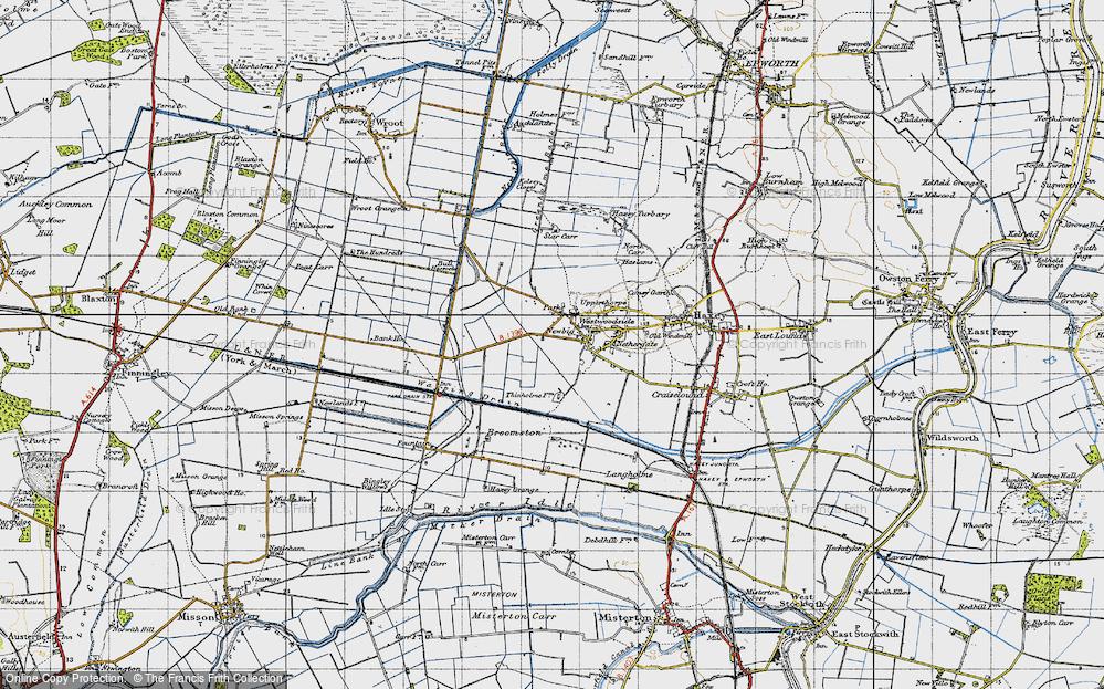 Westwoodside, 1947