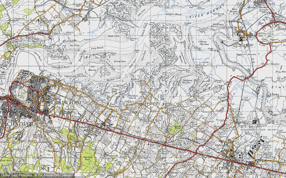 Wetham Green, 1946