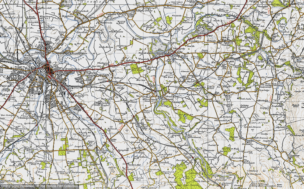 Wetheral, 1947