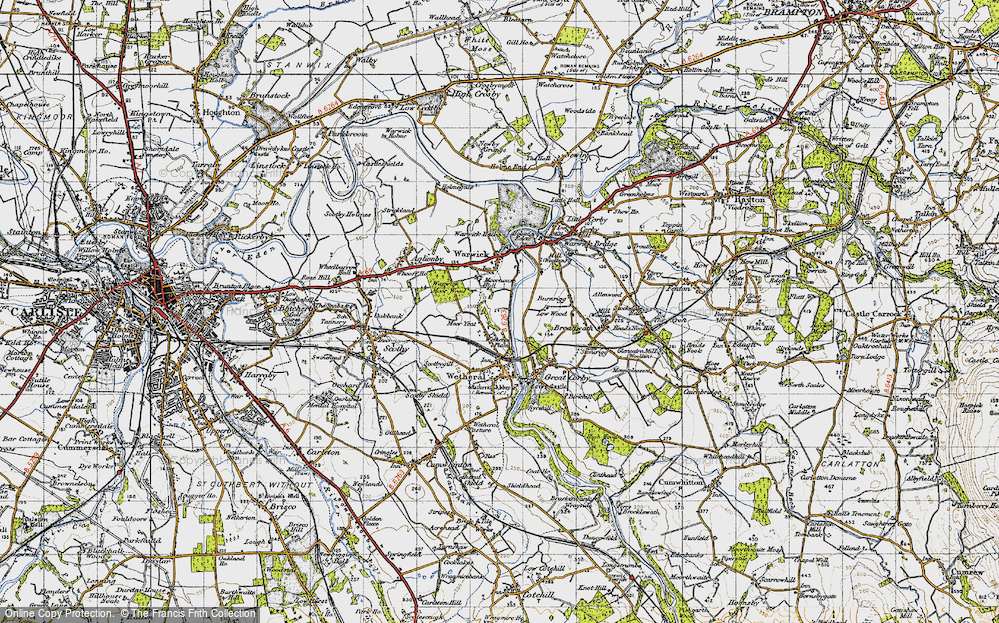 Wetheral Plain, 1947