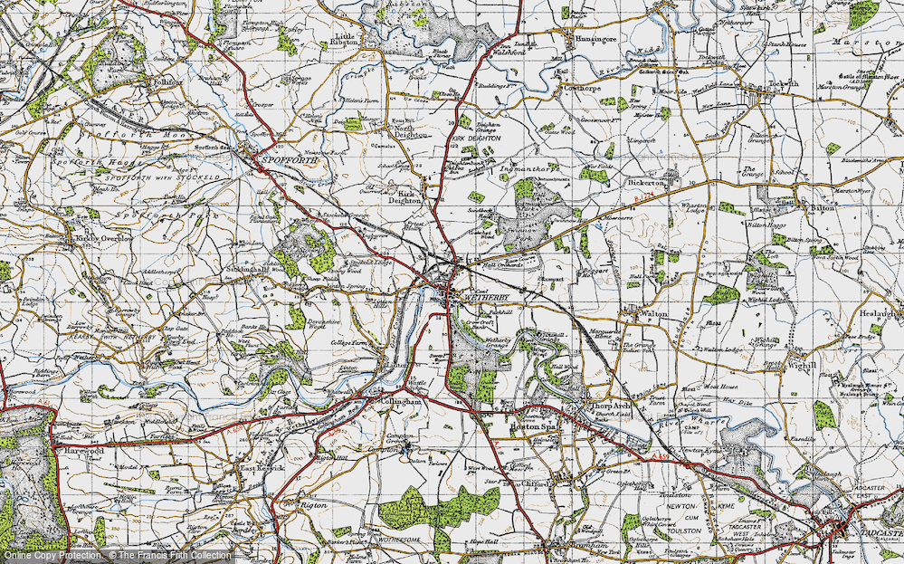 Wetherby, 1947