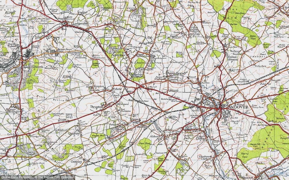 Weyhill, 1945