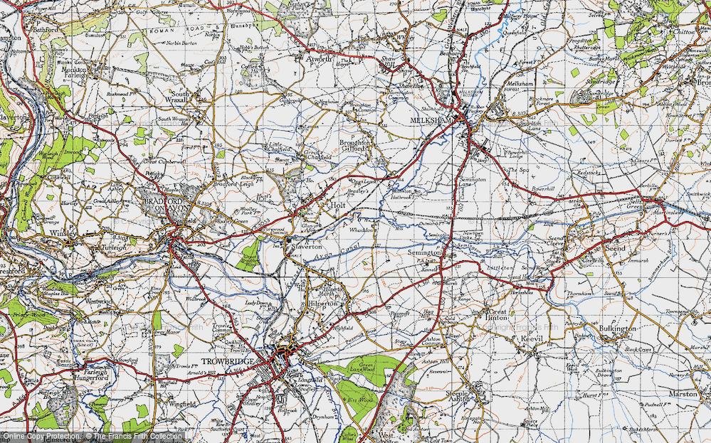 Whaddon, 1946