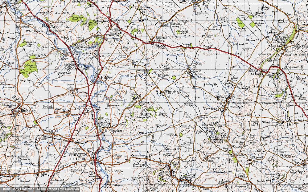 Whatcote, 1946