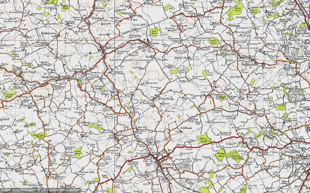 Whatfield, 1946