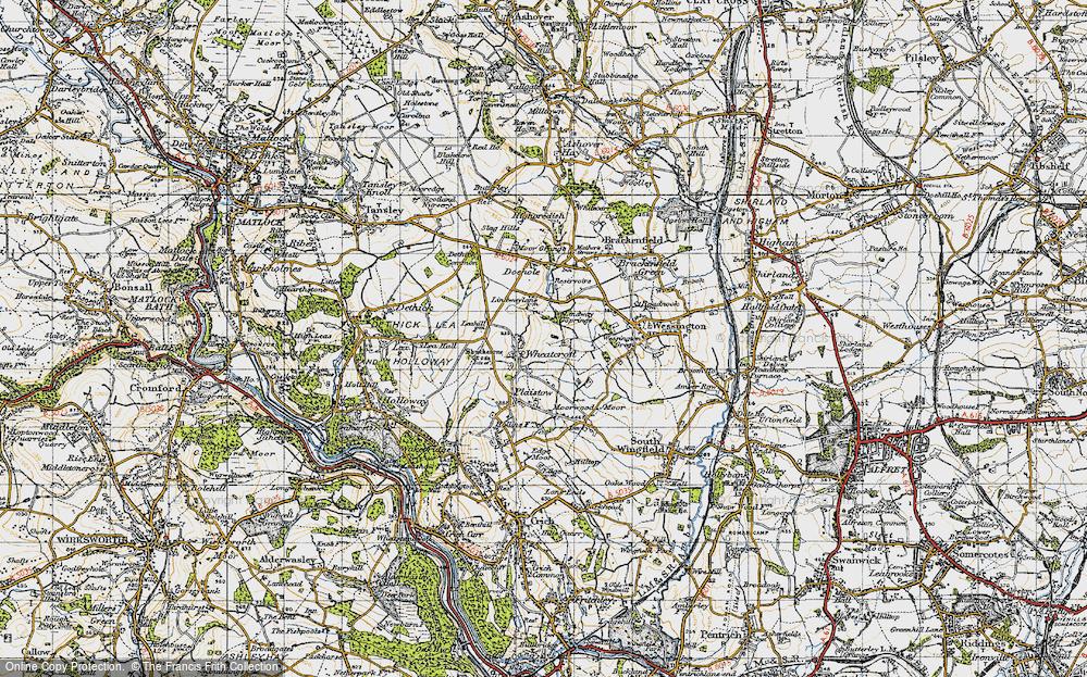 Wheatcroft, 1947