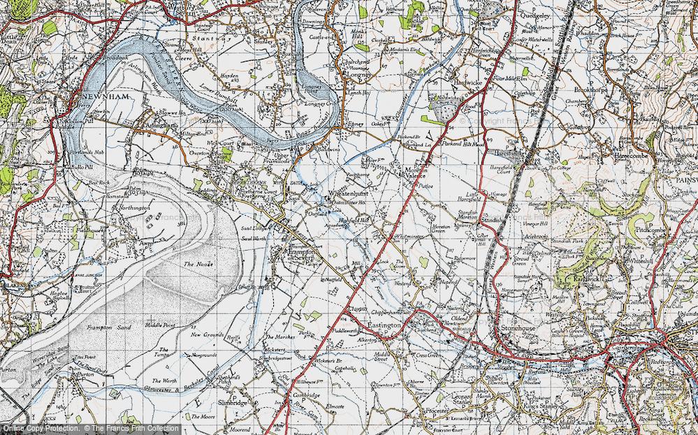 Wheatenhurst, 1946