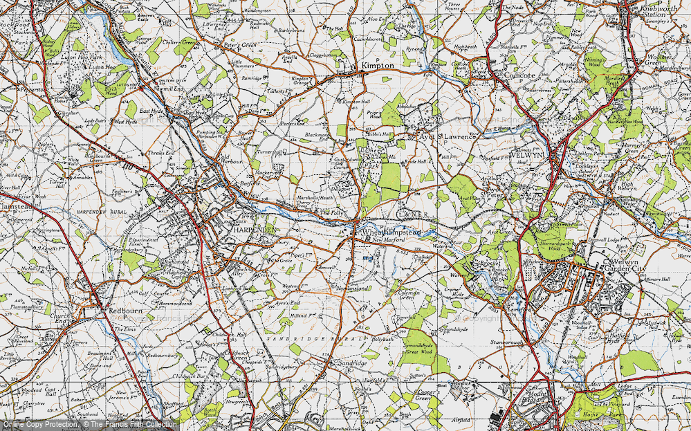 Wheathampstead, 1946